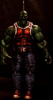 SAVAGE DRAGON by RedRebelCustoms