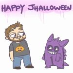Jhalloween 2012 by JHALLpokemon