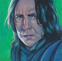 Snape by ssava