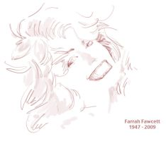 Farrah Fawcett Tribute by DaggerPoint