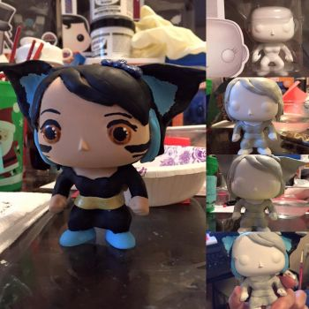 Custom Pop Commission by My-Fragmented-Angel