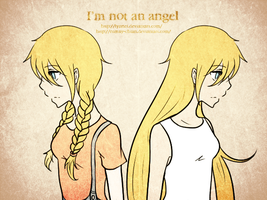 I'm not an Angel + Video by Rumay-Chian