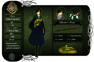 Lex-ferenda Slytherin Application by yuilien