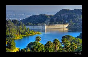 Mulholland Dam by dx