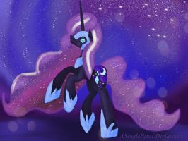 .: A Nightmare Night :. by ASinglePetal