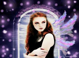 THE PURPLE FAIRY by KerensaW