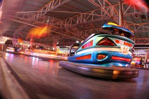 Bumper cars. by ValentinaF