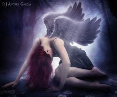 Fallen Angel by AndyGarcia666