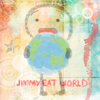 jimmy eat world by Pandiie