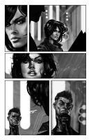 Marvel Comics presents pages.. by Dave-Wilkins