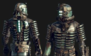 update Dead Space character by Bawarner