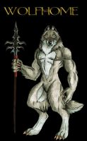 Wolfhome Guardian V.1 by Goldenwolf