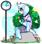 Ill Wait For You by kitteors