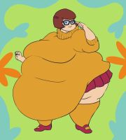 Fat Velma by Eishiban