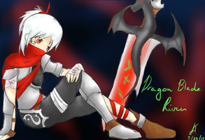 League of Legends: Riven Skin Idea by TheMuteMagician