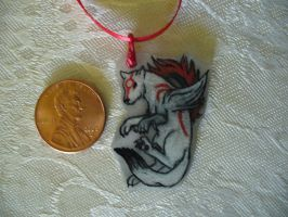 Ammy Necklace by Wolf--Shadow