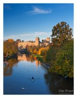 Warwick Castle by Meowgli