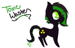 Toxic Waste(Butterfly Keeper) by Sonicgirlify
