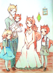 SM: Chapter 10 Family Photography by rabu-nee