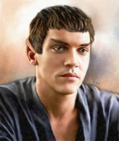 The New Young Sarek by karracaz