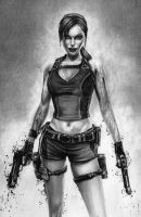 Tomb Raider - WIP... by KJS-1