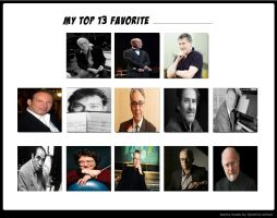 Composers by Jdailey1991