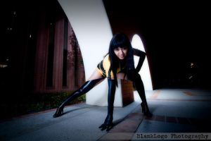 Silk Spectre II Cosplay 2 by tombraidervcroft