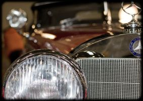 Old car by Booba84