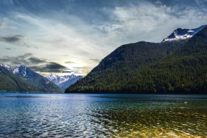 Chilliwack Lake by dashakern