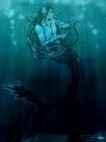 Merman by AtomicKitten13