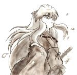 "Inuyasha "" Wind"" by Inuyasha-no-e"