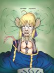 Comm 43 - Fate Stay Mice (Mouse TF) by VioletRosefall