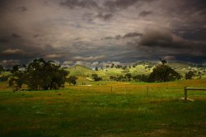 Lancefield Ranges HDR 01 by Braunaudio