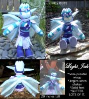 Light Jak Plush by Demyrie