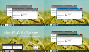 Metrofinaty2 Theme Windows 8.1 by cu88
