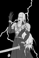 Sephiroth by conscience111