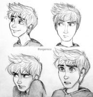 Jack Frost Expressions by caligrl7072
