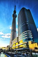 Skytree HDR by shod