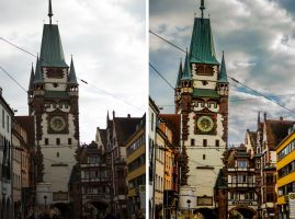 Lightroom single photo HDR_Martinstor by piratenFlo