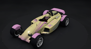 Fluttershy TrackMania Skin by The-Intelligentleman