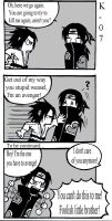 To Sasuke In Sasuke's place 6 by Kuumato