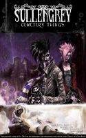 Sullengrey Cemetery Things TPB by SpookyChan