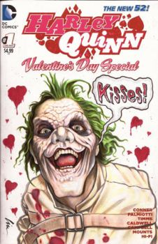 Joker Kisses Fr450 by linworkman