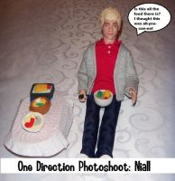One Direction Photoshoot: Niall by iluvlouis