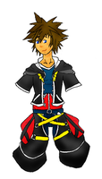 Sora clothes by Pearbear31