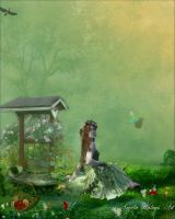The Garden Muse by designdiva3
