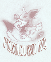 METAL GEAR SOLID (FOX HOUND HQ) by BUMCHEEKS2
