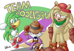 Team Hooligan by Y0ku
