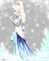 Ice Lily by MinaGirl17