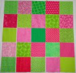 Puzzle Patchwork Day 1 8-3-14 by wiccanwitchiepoo